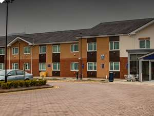 Discounted rate special offer various days £33.30 @ Best Western Hotels Pontypool Metro Hotel