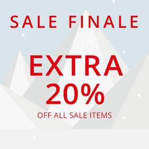 Esprit Clothing Sale plus 20% code