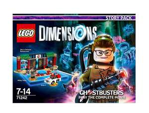 Lego Dimensions - Ghostbusters Story Pack £12.50 @ Coolshop