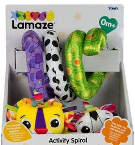 Lamaze Activity Spiral - Half Price Toy! £8.49 @ Boots (Free C&C)