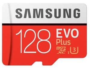 Samsung 128GB Evo Plus Micro SD Card (SDXC) - for £19.49 Delivered @ PicStop