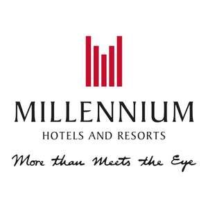Up 30% Off in hotels + 5000 Reward points using code @ Millennium Hotels