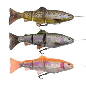 Savage gear 4D lures £5.59 @ North East Tackle Supplies