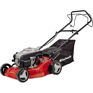 Einhell GC-PM 46SM 139cc Self-Propelled Petrol Lawnmower Collect or Mulch - £219.95 @ MowDirect