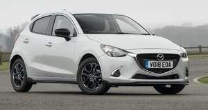 Brand new Mazda2 1.5 SE-L Nav+ 5dr 90bhp now  £11848 (saving 23%) via Drive the Deal