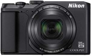 Nikon A900 Coolpix Digital Camera - Black. £214 delivered @ Amazon Deal of the day.