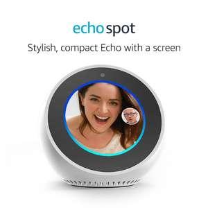 Certified Refurbished Amazon Echo Spot £79.99 @ Amazon
