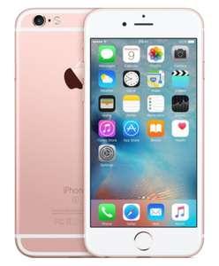 Refurbished (Grade A) - SIM Free Apple iPhone 6S 4.7 Inch 16GB Unlocked - Rose Gold - £148.99 - Argos @ eBay