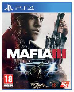 Mafia 3 III (PS4) - £4.99 @ Argos eBay (Free C&C / P&P £2.99)