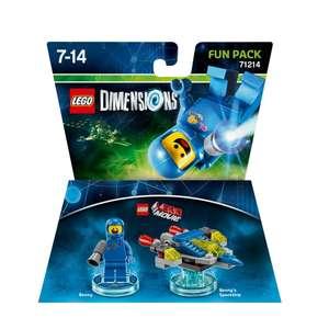 Lego Dimensions Fun packs - £1.99 @ Smyths