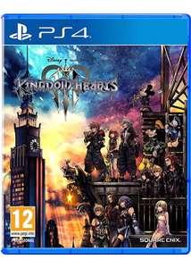 Kingdom Hearts 3 (PS4) £28.95 Delivered @ Base