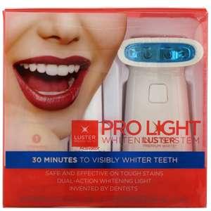 Luster premium teeth whitening kit £5 superdrug instore bexleyheath