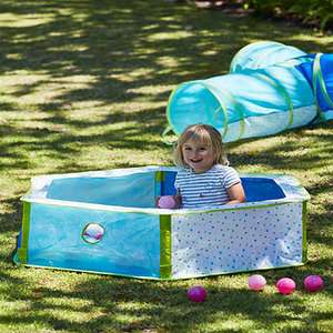 3 for 2 on Most Toys including up to 70% Off Sale with code + Free C+C @ Mothercare eg Hexagon Ball Pit £12.50 + 3 for 2 + More Offers in OP