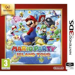 Mario Party: Island Tour Nintendo 3ds/2ds £11.95 delivered @ The Game collection