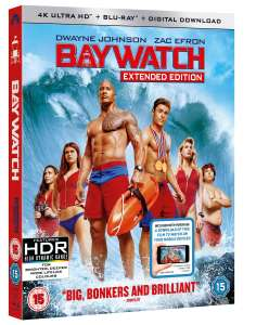 Baywatch (4K Ultra HD + Blu-ray + Digital Download) [UHD] £8.99 with code @ zoom DOLBY ATMOS