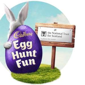 National trust and Cadbury's Easter Hunt @ National Trust and National Trust Scotland