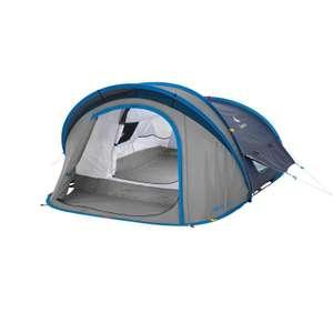 Quechua 2 Seconds XL 2 man pop-up tent bargain £49.99 on Decathlon.co.uk!