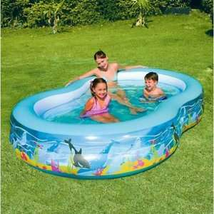 Chad Valley Ocean Lagoon Pool - 9ft - 500 Litres £22 each or 2 for £30 Mix n Match @ Argos - Free C+C  - more in OP