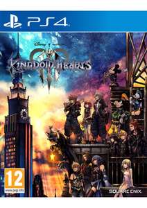 Kingdom Hearts 3 on PlayStation 4 £24.85 @ Simply Games