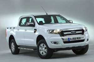Best Test drive offer to enjoy the New Ranger for 48 hour Off road/doing decent country miles at Ford Shop