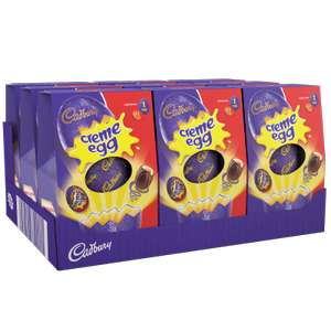 9x 138g Creme Egg Easter Eggs for £12.05 Inc delivery at Cadbury Gifts Direct