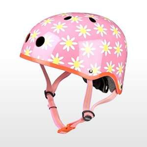 Micro Scooter Helmets - several designs reduced staring at £11.21 plus £3.95 standard postage