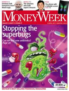 6 Issues of Money Week Magazine FREE at iSubscribe