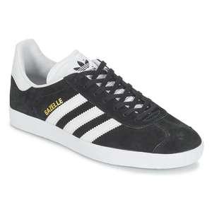 Adidas Originals Gazelles Black CW Mens ~ £16.80 delivered @ Spartoo + 1.6% Quidco