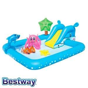 Bestway Fantastic Aquarium Play Centre £24.99 @ Home Bargains