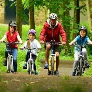 Free Family Day Pass for National Trust When You Buy Any Adult Bike, Roof Box, Roof Bar or Bike Rack @ Halfords - stacks with offers