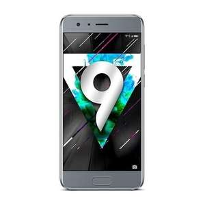 "Honor 9 Glacier Grey 5.15"" 64GB 4G Unlocked & SIM Free Grade A Pristine £99.97 @ Laptops Direct"