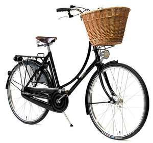 Pashley Princess Sovereign Womens Bike Green 17.5 inch for £270 @ Halfords (+Free National Trust Family Day Pass Worth up to £50)