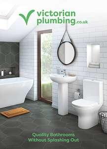 Victorian Plumbing - 60% off May Sale + 10% off Bathroom Suites with code