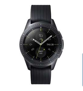 Samsung Galaxy Watch 42mm Black - £227.12 (plus £50 cashback) sold and dispatched by Amazon