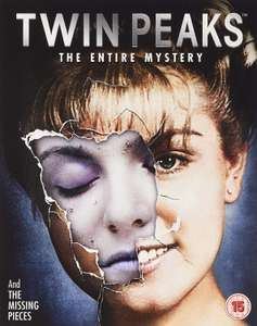 Twin Peaks: Seasons 1 and 2, Fire Walk with Me, and The Missing Pieces Blu-ray boxset £9.39 + £2.99 delivery Non Prime @ Amazon