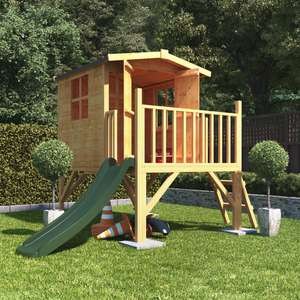 BillyOh Bunny Tower Playhouse £240 (10% off first order - £220.50) Garden Buildings Direct