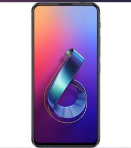 ASUS ZenFone 6 ZS630KL 6GB/128GB Dual Sim Smartphone - Midnight Black £510.21 @ Eglobal Central