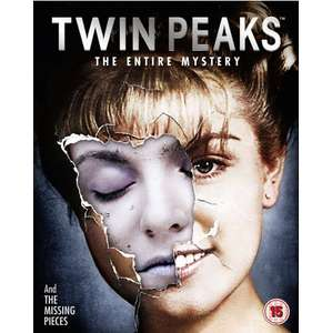 Twin Peaks: Seasons 1 and 2, Fire Walk with Me, and The Missing Pieces Blu-ray boxset £9.99 on ZOOM Free Delivery
