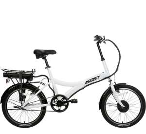 """Assist 20"""" Hybrid Electric Bike for £398 + Free National Trust Family Day Pass C+C / Delivered @ Halfords"""
