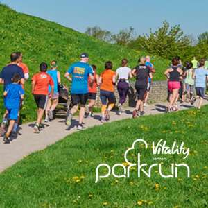 Free UK timed running events: parkrun (5km); Great Run Local (5km); National Trust (10km) + get free access to The Eden Project!