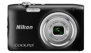 Nikon Coolpix A100 20MP 5x Zoom Compact Camera now £64.99 at Argos