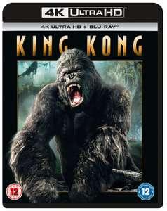 King Kong 4K UHD Blu-Ray & Digital [pre-owned - Like New] £6.60 delivered @ thetradeinn / eBay