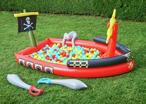 Chad Valley Pirate Ship and Ball Pit @ Argos Free C&C £12.50
