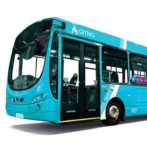 """1 Day Unlimited Arriva Bus Travel £1 throughout """"Catch The Bus Week"""" 1st - 7th July @ Arriva"""