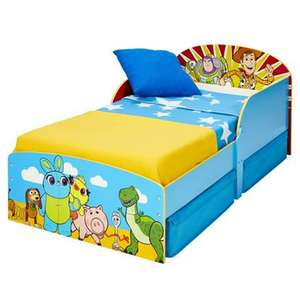 Disney Toy Story Toddler Bed with Storage Drawers & Mattress £150.94 Delivered with code + Free £10 Voucher @ Argos