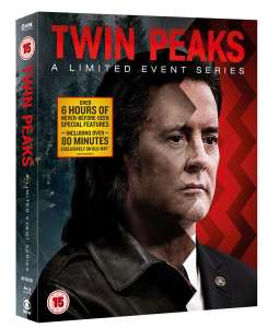 Twin Peaks: A Limited Series Event (The Return) [Blu Ray] - £15.70 with code SIGNUP10 @ zoom.co.uk