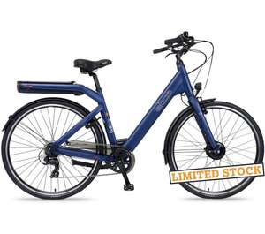 Save 40% on EBCO Electric Bikes - M-35 (£750 from £1250) and M-45 (£800 from £1399) PLUS FREE National Trust Family Day Pass @ Halfords