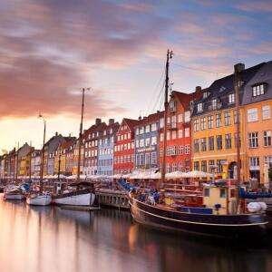 Return flight to Copenhagen + 2 night mini cruise Copenhagen to Oslo £23p/p (£46 total) (Aug - Dec dates / Depart SEN or STN) @ DFDS/Ryanair