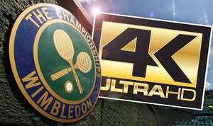 Wimbledon to be shown in 4k HDR for all centre court games via iPlayer.
