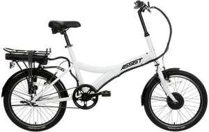 "Assist 20"" Hybrid Electric Bike for £338.30  delivered with code @ Halfords"